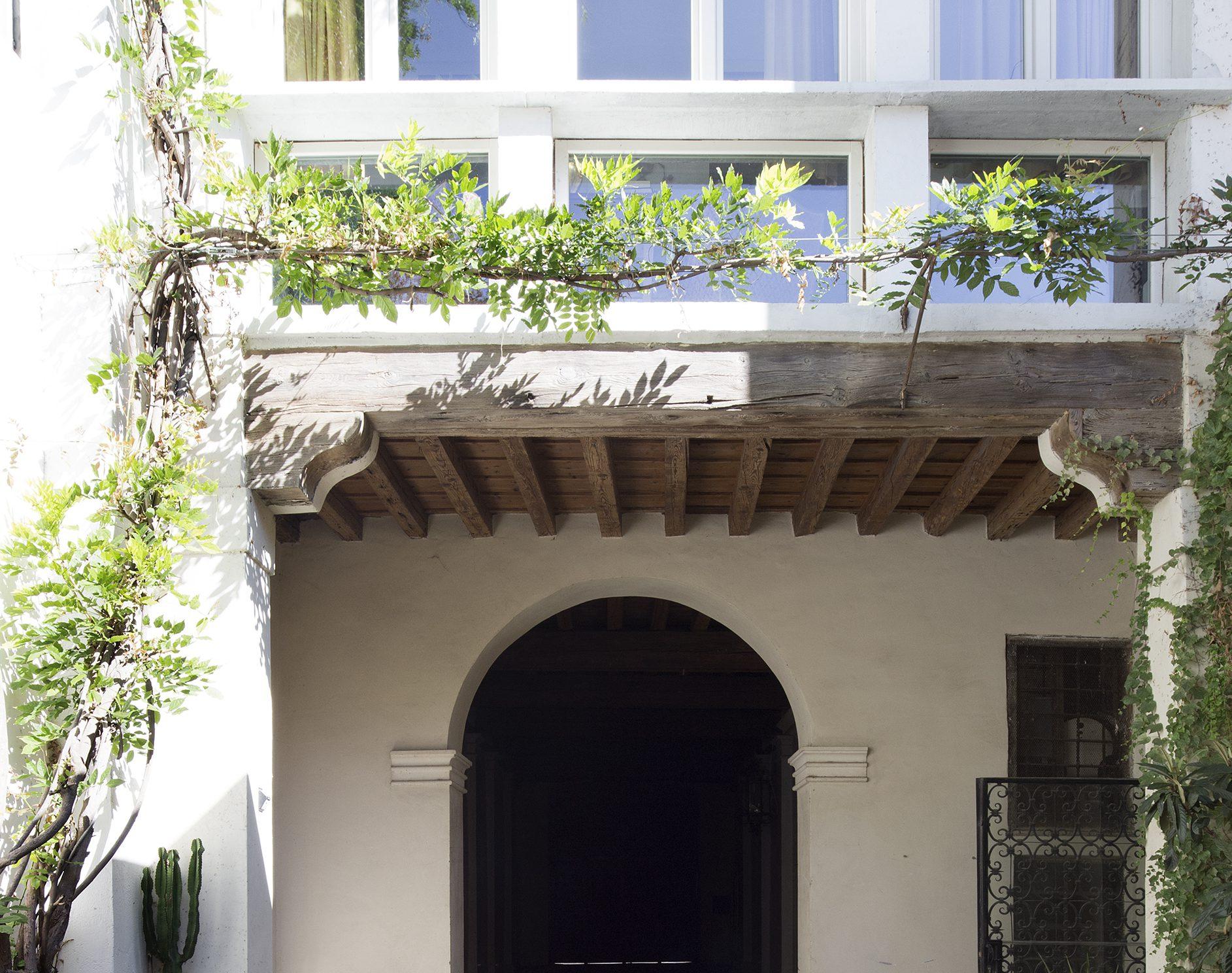 Restauro Palazzo Fogazzaro, Vicenza
