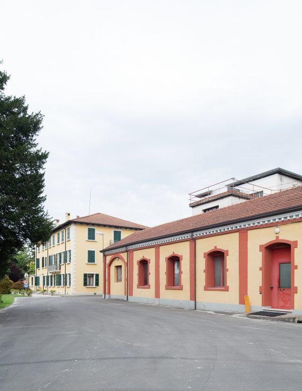 restauro edificio industriale ottocentesco