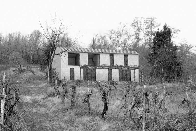casa GG, proposta ristrutturazione